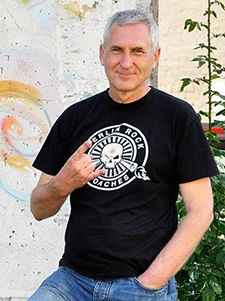 Виталий Крыжановский, доцент кафедры дизайна ХНТУ, член Союза дизайнеров Украины, член Союза рекламистов Украины