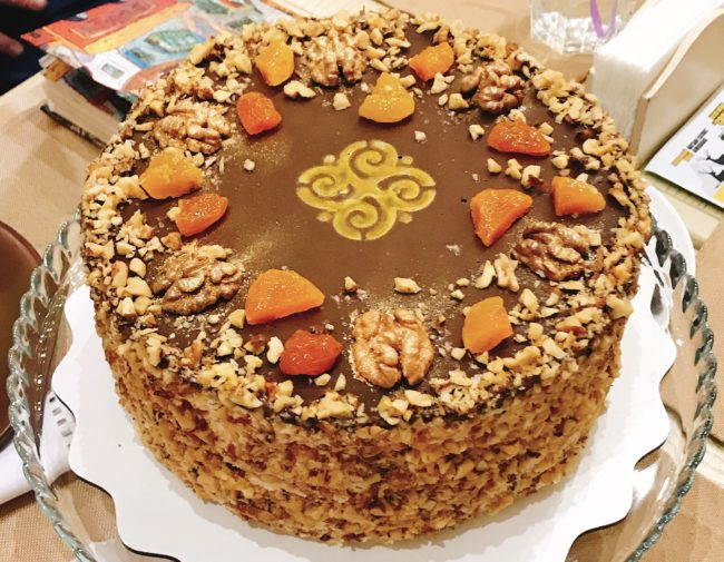 фирменный торт Херсона